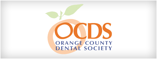orange county dental society Logo